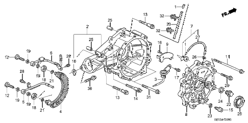 Acura Integra Bumper Parts Diagram moreover View Acura Parts Catalog Detail likewise 92 Acura Legend Ls Wiring Diagram furthermore 14hdr Fuel Tank Pressure Sensor Location 96 Honda Accord Lx additionally 2004. on parts for 1993 acura legend