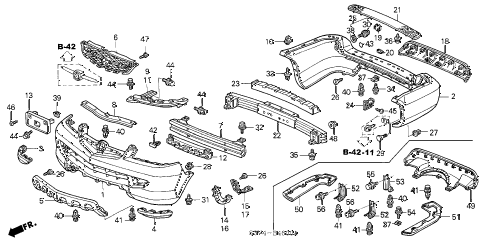 2003 Acura Mdx Parts Diagram