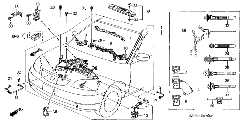 Honda online store 2003 civic engine wire harness parts – 2003 Honda Civic Wiring Diagram