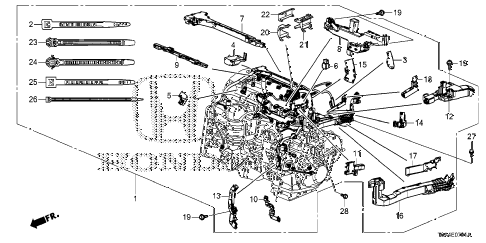 2015 Honda Cr V Engine Wiring Diagram Great Installation Of Wiring