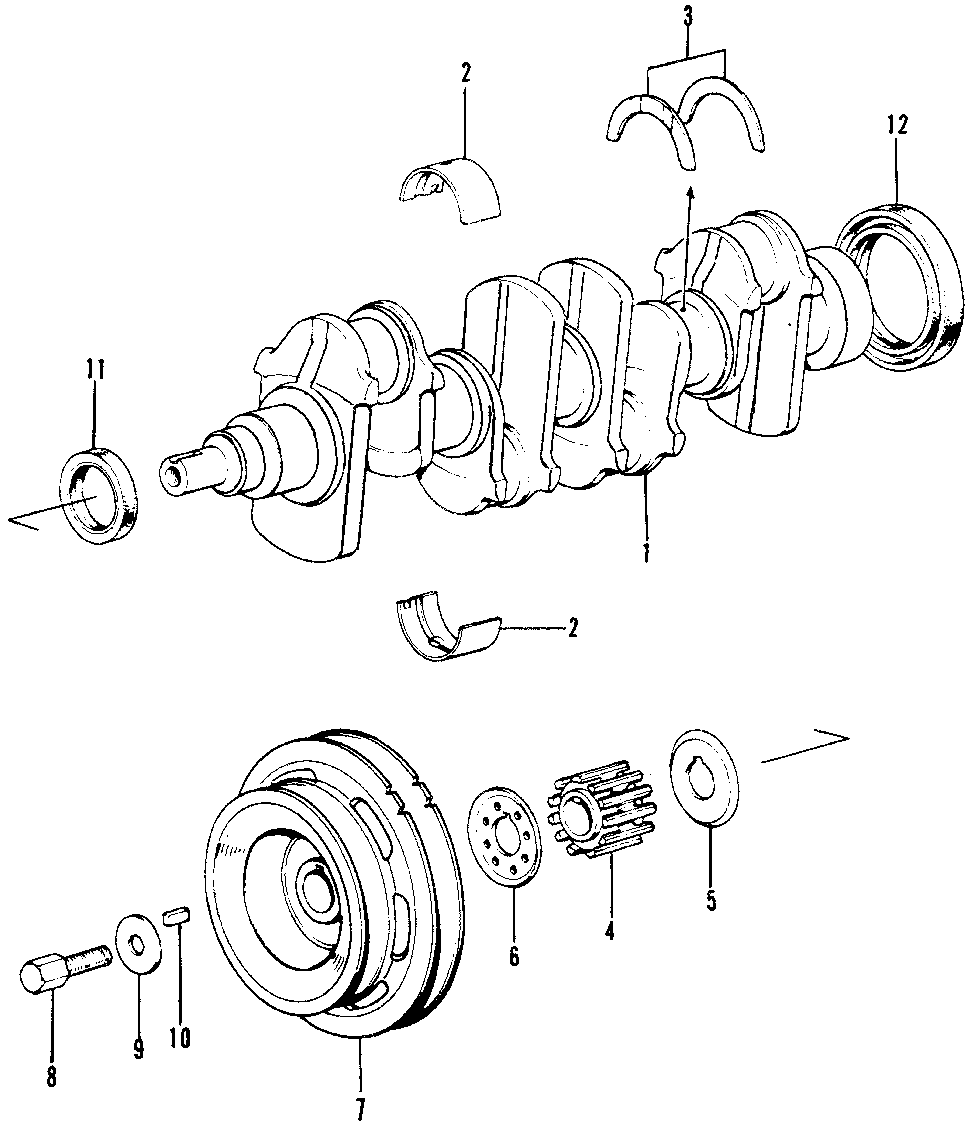 13622-611-000 - PLATE A, TIMING BELT GUIDE