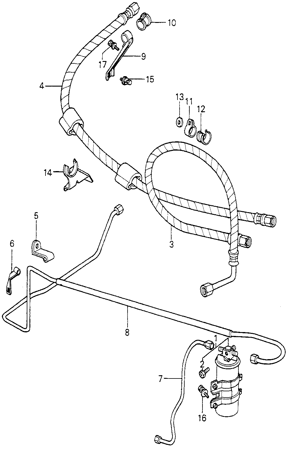 38665-671-671 - PIPE, RECEIVER