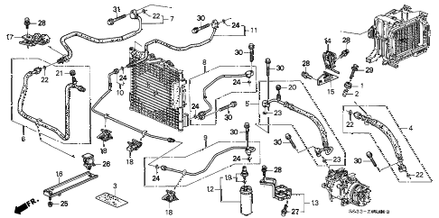 1998 Honda Civic Dx Fuse Box Diagram