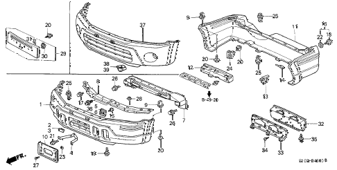 2009 Civic Ex Engine Wire Harness as well P 0900c152800ad9ee furthermore 86 Honda Trx350 Wiring Diagram furthermore Wiring Diagram For A 1993 Honda Civic besides Honda Crv Parts Diagram. on 2002 honda cr v wire harness diagram