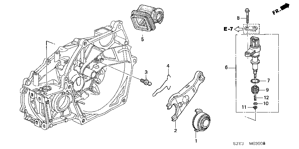 78416-S2R-003 - WASHER