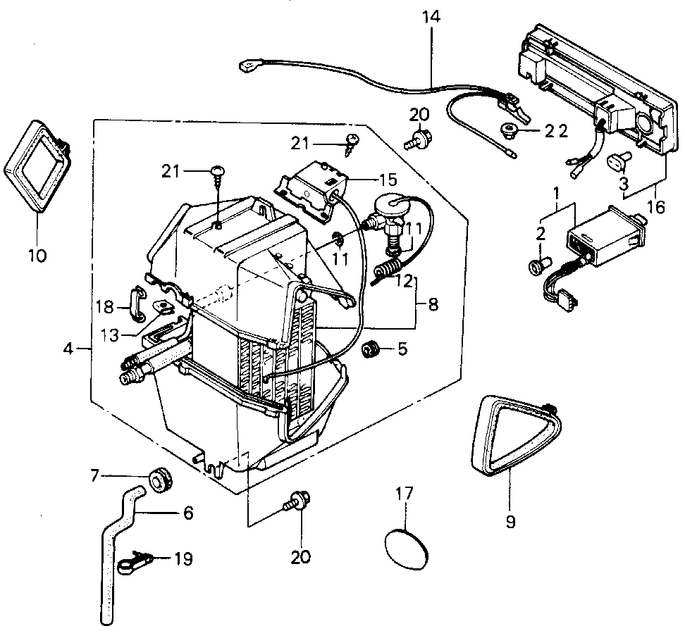 38638-692-010 - BAND A, AIR CONDITIONER
