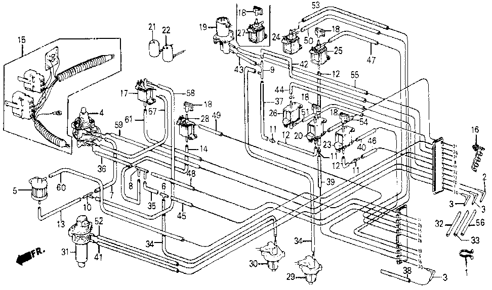18730-PB1-004 - JOINT (TWO-WAY)(L-TYPE)