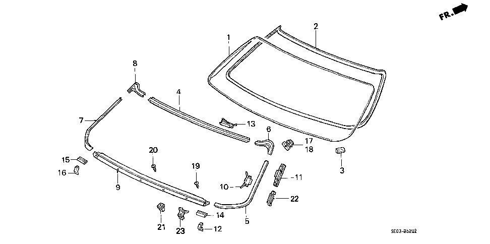 73267-SE3-003 - COVER, L. (LOWER)