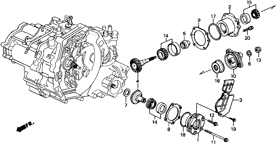 21433-PS5-000 - PLATE, TRANSFER COVER
