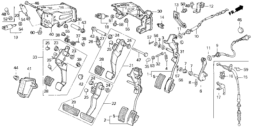 46980-SD4-930 - SPRING, CLUTCH ASSISTANT