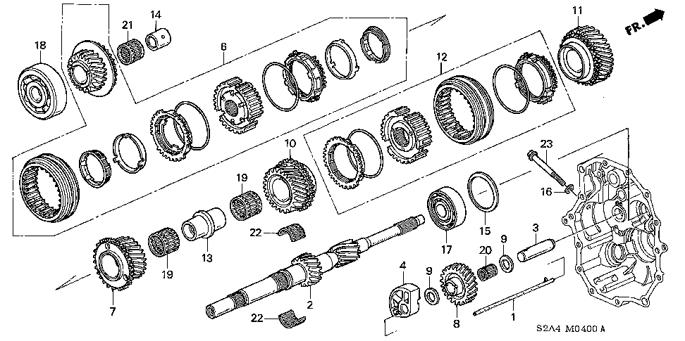 21177-PCY-000 - PIPE, OIL GUIDE