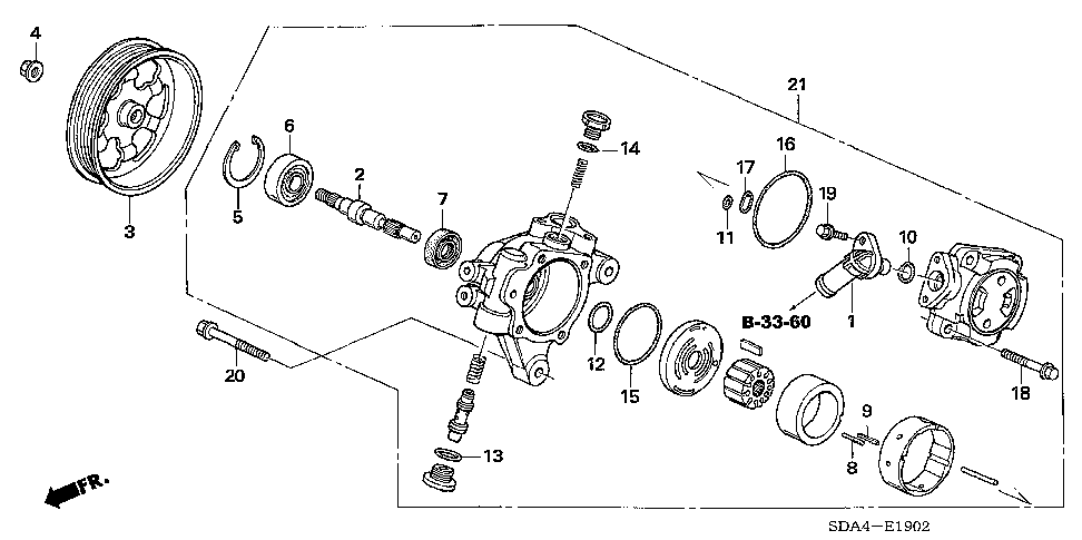 56123-RNA-A02 - JOINT, INLET