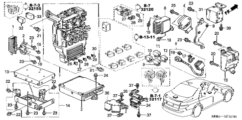 301528699100 as well View Honda Parts Catalog Detail as well View Honda Parts Catalog Detail in addition Clutch Master Cylinder Repair Kit together with View Honda Parts Catalog Detail. on fuse box costs