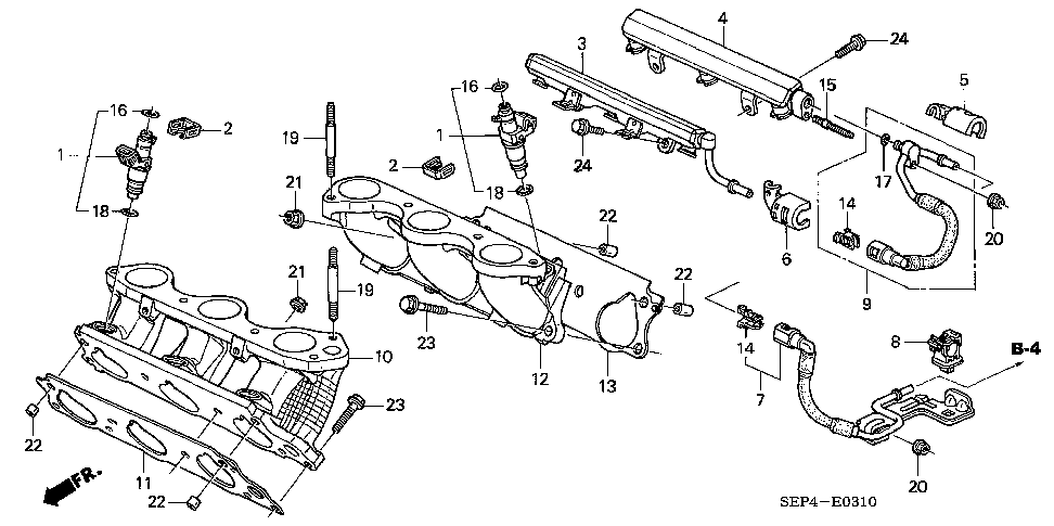 16726-RCA-A01 - JOINT, FUEL STAY
