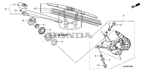 Honda Legend 3 2 1995 Specs And Images moreover 2000 Honda Civic Rear Suspension Diagram likewise View Honda Parts Catalog Detail in addition Honda Spring Rear Showa 52441s10a11 likewise 254272 Any Mechanics House Got Question. on diagram of honda cr v rear suspension