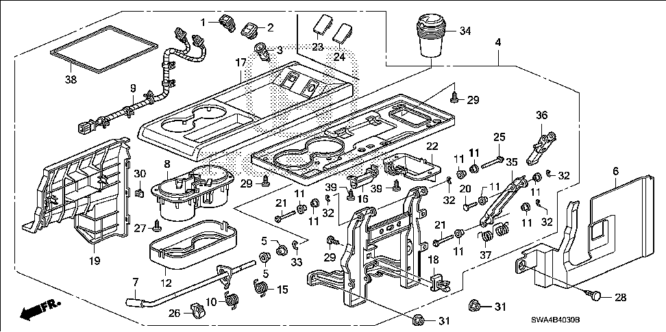 81188-SWA-A01 - SPRING A, CENTER TABLE