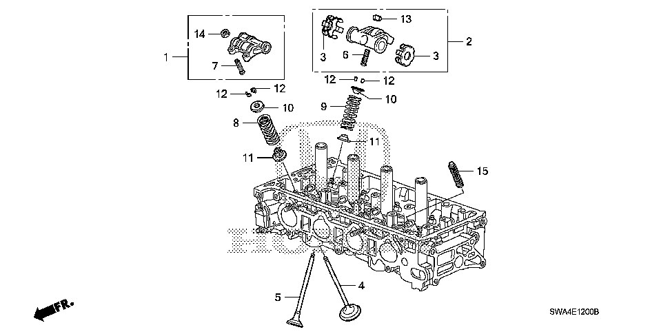 14711-R40-A00 - VALVE, IN.