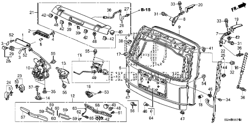 automotive wiring harness components with Honda Pilot Parts Diagrams on File Three Speed crash gearbox  schematic  Autocar Handbook  13th ed  1935 additionally Car Pak Electrical Wiring Harness And also T24866096 Location abs ground wire silverado 2001 in addition Daihatsu Rocky Feroza Sportrak F300 Body Electrical Parts And System as well Dodge Ram 2001 Dodge Ram Overdrive Solenoid.