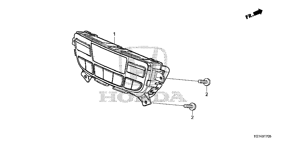 90141-SEP-A00 - SCREW, TAPPING