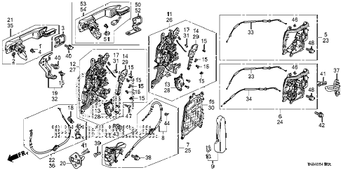 17lhi 1994 Mitsubishi Montero 3 5l Spark Plug Wire Diagram in addition View Honda Parts Catalog Detail further Carry On Trailer Wiring Harness as well Checking Main Relay Pics 2535047 in addition Honda Odyssey Knock Sensor Wiring Harness. on honda ridgeline wire harness diagram