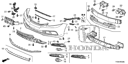 S24A furthermore 1993 Honda Civic Del Sol Electrical Harness Wiring Diagram moreover Lexus Es 250 1989 Specs And Images as well Honda Civic P2422 furthermore 1999 Cadillac Deville Fuel Pump Wiring. on honda civic parts diagram
