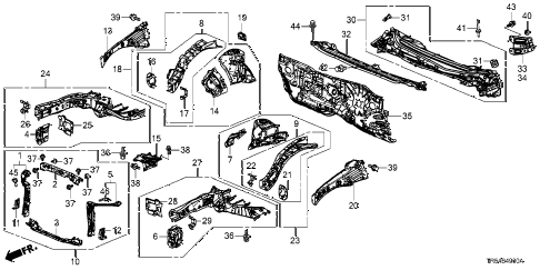 View Honda Parts Catalog Detail