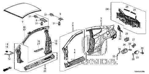 honda cr v undercarriage