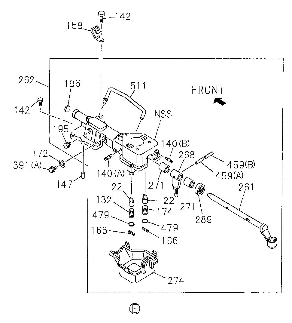 8-97172-656-0 - BREATHER, AIR TRANSMISSION