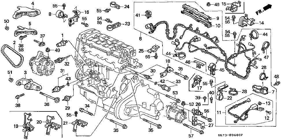 93 Acura Vigor Wiring Diagram