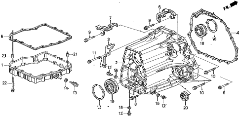 T12828579 2006 kia rio timing belt or chain as well 04 Range Rover Fuse Box Pin Diagram additionally Porsche 944 Engine Diagrams together with Location And Land further Post power Steering Parts Diagram 55858. on freelander wiring diagram
