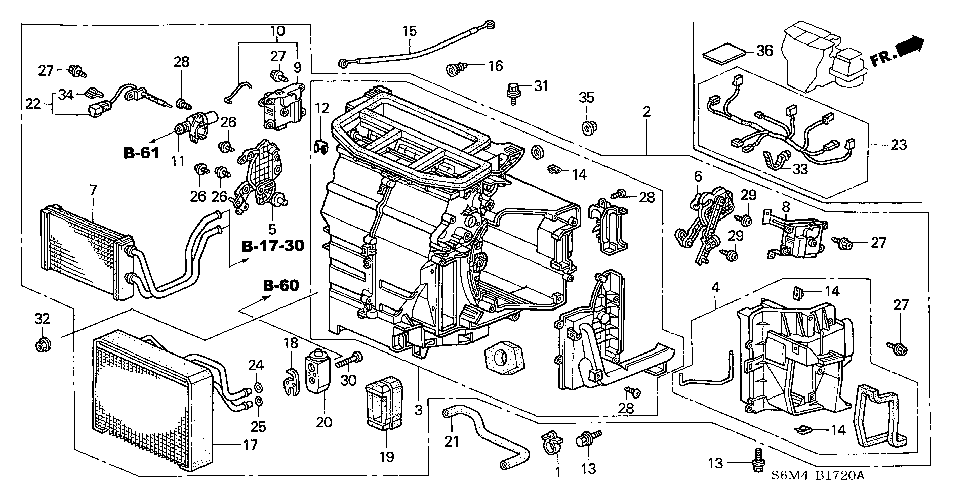 K20a2 Engine moreover 2005 F150 Blower Motor Location moreover Kawasaki Mule 3010 Parts Diagram further Car Shocks 2002 Hyundai Xg350 Diagram together with Acura Legend Stereo Wire Diagram. on 2002 acura rsx parts diagrams
