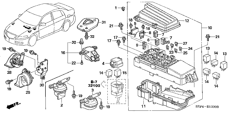 Distributor Wiring Diagram 4g15 further Wiring Diagram 1992 Acura Vigor further P 0900c1528008bf26 also 100163 1988 1991 Civic also Acura Legend Fuse Box Diagram. on 1996 acura vigor