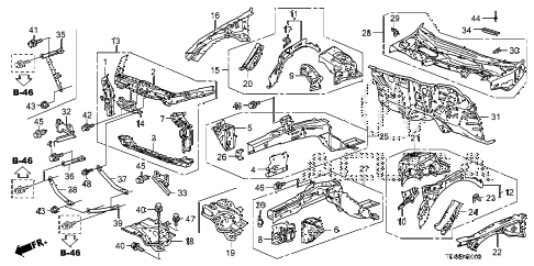 View Acura Parts Catalog Detail