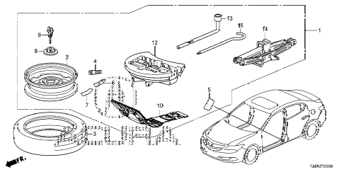 View Acura Parts Catalog Detail likewise Full Race M10 Inconel T3 T4 Turbo Hardware Kit besides Windshield Wiper Refills further 19321 R4H A00 further Mini Pa. on 2016 acura ilx