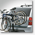 HITCH MOUNT BIKE CARRIER (part number:)
