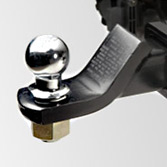 TRAILER HITCH BALL (part number:)