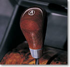 MAHOGANY SHIFT KNOB (part number:)