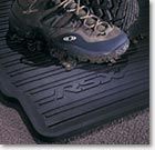 ALL-SEASON FLOOR MATS, BLACK (part number:)