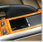 WOOD-GRAIN FRONT CONSOLE TRIM (part number:)