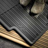 ALL-SEASON FLOOR MATS (part number:color options available)
