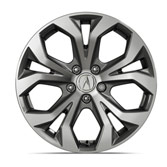 18-IN DIAMOND-CUT ALLOY WHEELS (part number:)