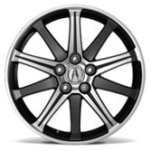 "19"" DIAMOND-CUT ALLOY WHEELS (part number:)"