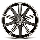19 INCH DIAMOND CUT ALLOY WHEELS (part number:)
