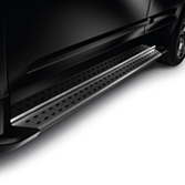 SPORT RUNNING BOARDS WITH LEDS (part number:)