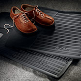 ALL-SEASON FLOOR MATS (part number:08P13-SJA-210A)