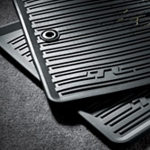 ALL-SEASON FLOOR MATS (part number:08P13-TK5-210)