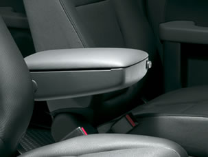 DRIVER'S SIDE ARMREST WITH STORAGE (part number:)