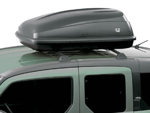 ROOF BOX , SHORT (part number:)