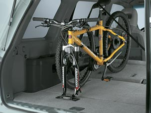 CARGO-AREA BICYCLE ATTACHMENT (part number:)