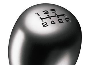 TITANIUM SHIFT KNOB (part number:)